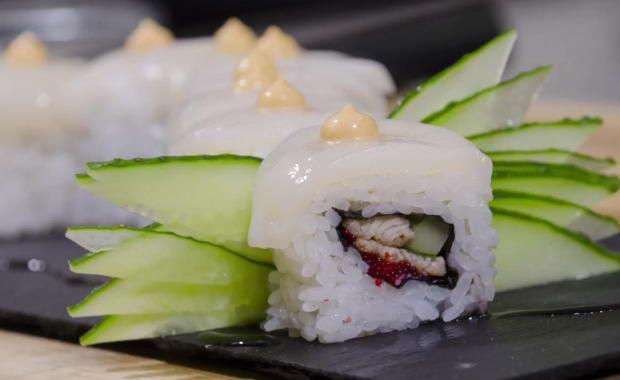 Как варить рис для суши и роллов – пошаговый рецепт с фото