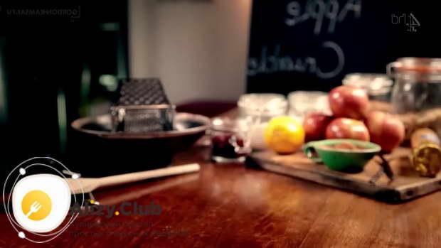 как выбрать продукты для яблочного крамбла