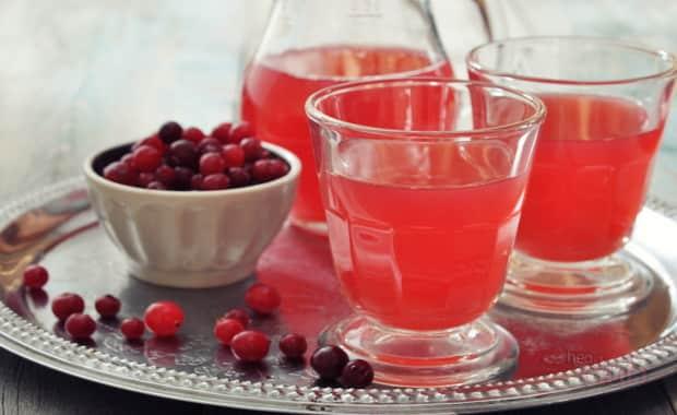 Рецепт киселя из крахмала и замороженных ягод с фото