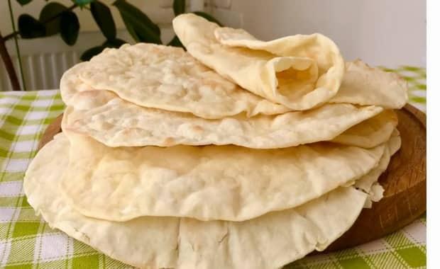 Пошаговый рецепт приготовления лаваша в домашних условиях