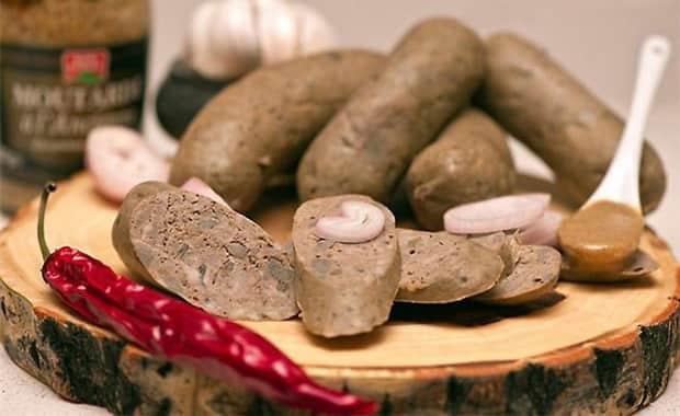 Как приготовить ливерную колбасу в домашних условиях