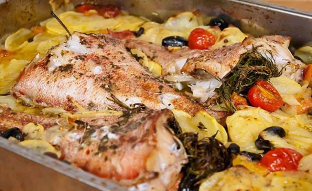 Рецепты приготовления морского языка в духовке