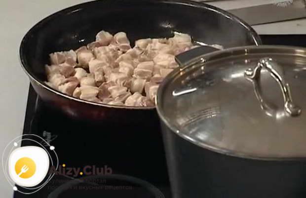 кулеш рецепт приготовления в домашних условиях