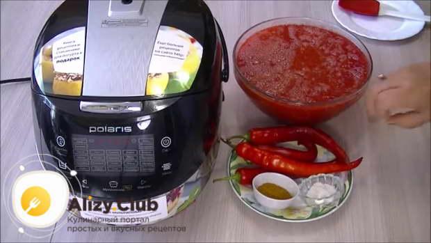 Рецепт соуса табаско в мультиварке