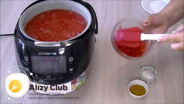 Приготовим соус табаско