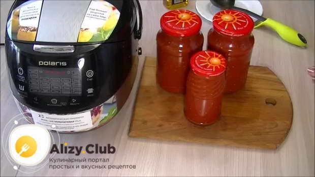 Видео рецепта соуса табаско в мультиварке