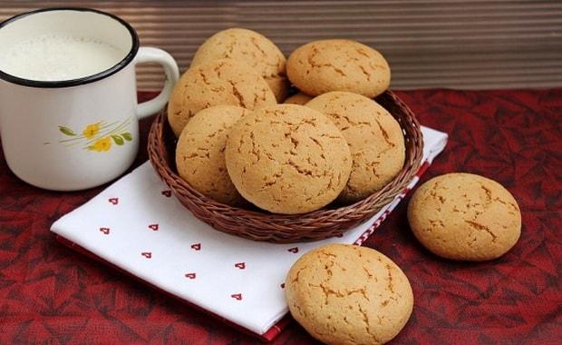 Как приготовить печенье из овсяной муки по пошаговому рецепту с фото