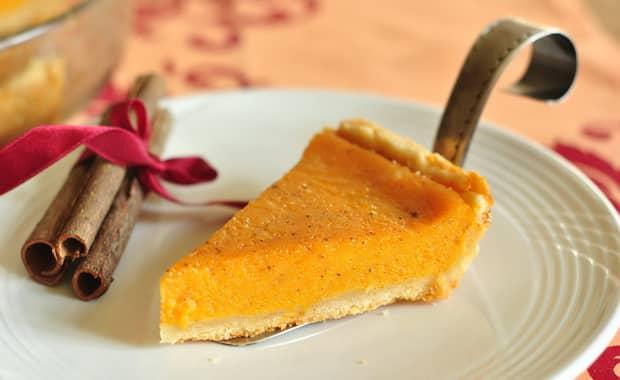 Пошаговый рецепт приготовления тыквенного пирога с фото
