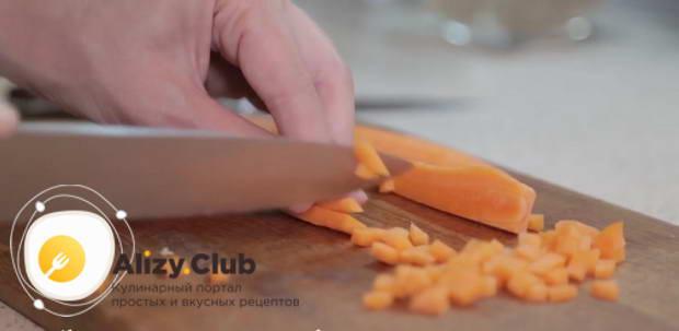Постный рецепт вермишелевого супа