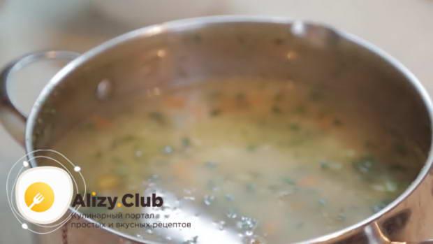 как готовить вермишелевый суп