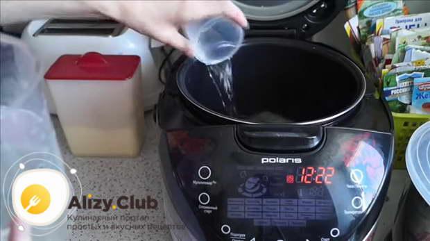 рис в мультиварке пропорции воды и риса