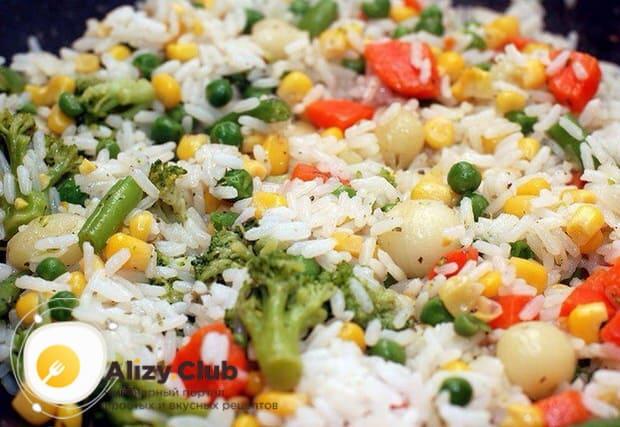 Тонкости приготовления риса с курицей