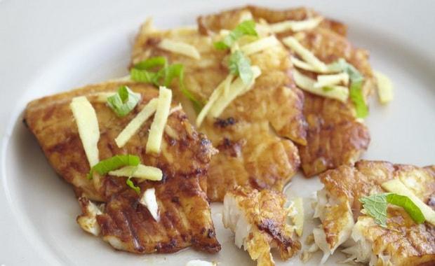 Как вкусно приготовить филе тилапии по пошаговому рецепту с фото