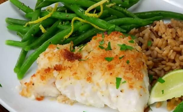 Рецепты приготовления красного морского окуня в духовке
