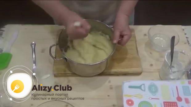 как сделать шаньги с картошкой