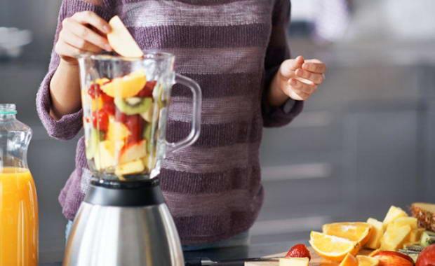 как быстрее похудеть в домашних условиях блендером