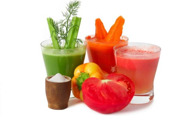 Овощные смузи по рецептам с фото