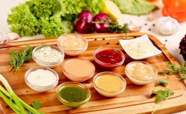 Как приготовить соус к мясу по пошаговому рецепту с фото