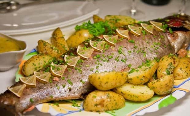 Рецепты приготовления судака в духовке с фото