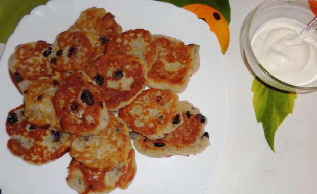 Сырники из творожной массы по рецепту с фото