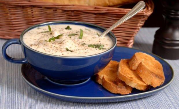 Пошаговый рецепт приготовления сырного супа с фрикадельками