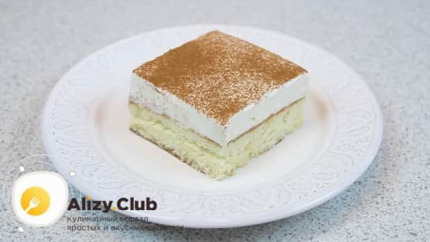 Вкуснейший торт три молока готов