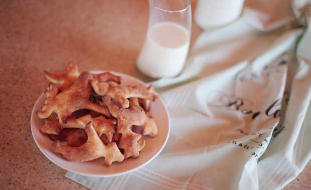 Пошаговый рецепт приготовления творожного печенья с фото