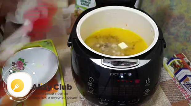 При желании можете добавить 20 г качественного сливочного масла