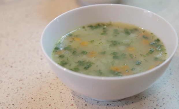 Пошаговый рецепт приготовления вермишелевого супа с фото