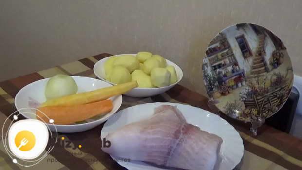 выбираем правильные продукты для запеченого морского языка