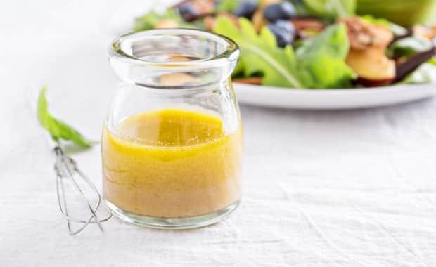 Пошаговый рецепт приготовления заправки для греческого салата с фото