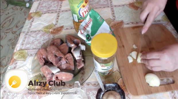 жареная горбуша сочная на сковороде рецепт