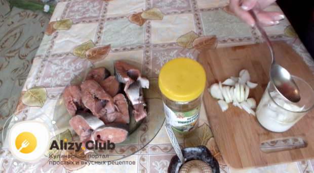 горбуша жареная на сковороде рецепты со сметаной