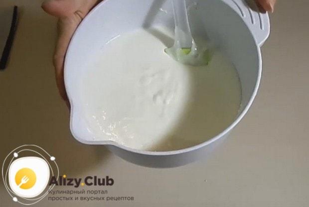 Рецепт сметанного крема с желатином 55